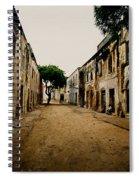 Mozambique Slave Trade Islands Spiral Notebook