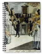 Mozart: Magic Flute Spiral Notebook