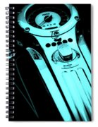 Mph Blue 5485 G_5 Spiral Notebook