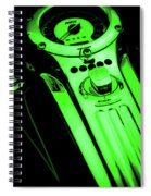 Mph Green 5485 G_4 Spiral Notebook