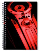 Mph Red 5485 G_2 Spiral Notebook