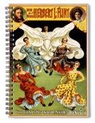 Mr. And Mrs. Herbert L. Flint  Spiral Notebook