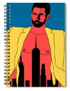 Mr. Big Apple Spiral Notebook