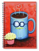 Mr. Coffee Spiral Notebook