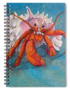 Mr. Crab Spiral Notebook