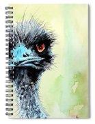 Mr. Grumpy Spiral Notebook