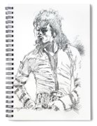 Mr. Jackson Spiral Notebook