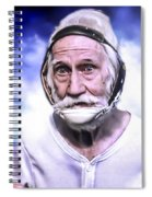 Mr. Joseph Blue Pulaski Spiral Notebook