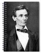 Mr. Lincoln Spiral Notebook