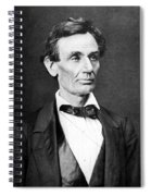 Mr. Lincoln Spiral Notebook