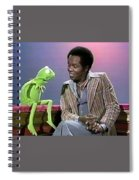 Mr Lou Rawls - Kermit The Frog Spiral Notebook
