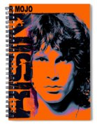 Mr Mojo Risin Spiral Notebook