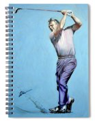 Mr Palmer Spiral Notebook
