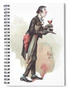 Mr. Stiggins Spiral Notebook