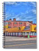 Mr Tire 15117 Spiral Notebook