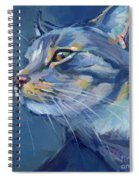 Mr. Waffles Spiral Notebook