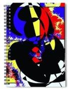 Mr Who? Spiral Notebook