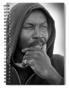 Mr Willie Brown Spiral Notebook