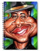 Mr.cool Spiral Notebook