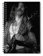 Mrmt #66 Spiral Notebook