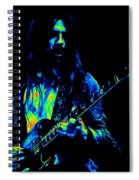 Mrmt #70 Enhanced In Cosmicolors Spiral Notebook