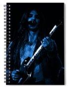 Mrmt #71 Enhanced In Blue Spiral Notebook