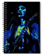 Mrmt #73 Enhanced In Cosmicolors Spiral Notebook
