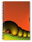 Mrs. And Mr. Centipede Spiral Notebook