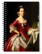 Mrs George Watson Spiral Notebook