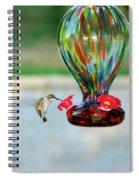 Mrs. Hummer Spiral Notebook
