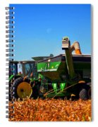 Mrs John Deere Spiral Notebook