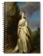 Mrs Peter William Baker Spiral Notebook