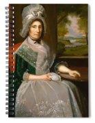 Mrs Richard Alsop 1792 Spiral Notebook