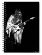 Mrsea #46 Enhanced Bw Spiral Notebook