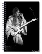 Mrsea #48 Enhanced Bw Spiral Notebook