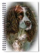 Ms Kaya 2 - Vignette Spiral Notebook