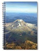 Mt. Adams In Washington State Spiral Notebook