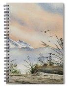 Mt. Baker Cascade Coast Spiral Notebook
