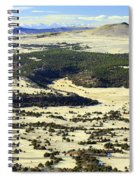 Mt. Capulin New Mexico Spiral Notebook