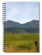 Mt. Diablo Mcr2 Spiral Notebook