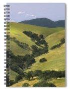 Mt. Dibalo  Spiral Notebook