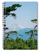 Mt. Fuji ... Spiral Notebook