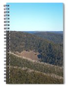 Mt Hotham In Early April Spiral Notebook