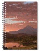 Mt Katahdin Spiral Notebook