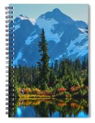 Mt. Shuksan Spiral Notebook