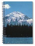Mt. St. Helens 1975 Spiral Notebook