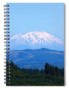 Mt. St. Helens Spiral Notebook