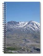 Mt. St.helens 2018 Spiral Notebook