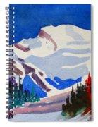 Mt. Wilson Spiral Notebook