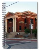 Mt Zion Baptist Church Spiral Notebook